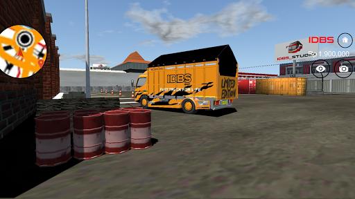 IDBS Indonesia Truck Simulator  screenshots 5