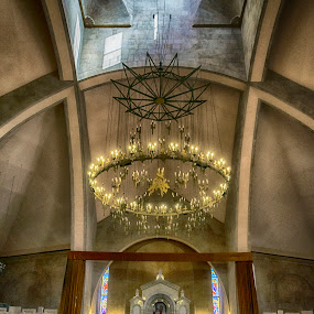 St. Gregor Church by Amir Kh - Buildings & Architecture Places of Worship ( jesus, saint, yerevan, church, praying, armenia, arch, churches, worship, pray, building, architecture,  )