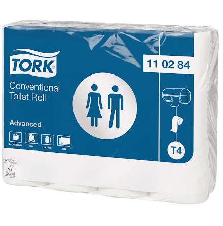 Toalettppr TorkAdvanced T4 24f