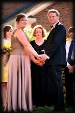 Photo: Ceremony in Progress - photo courtesy Todd Williams - http:// PicturePerfectofEasley.com