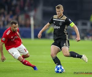 Matthijs De Ligt calme les rumeurs concernant son départ