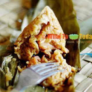 RICE CONES / ZONG ZI (12-16 medium- large dumplings)