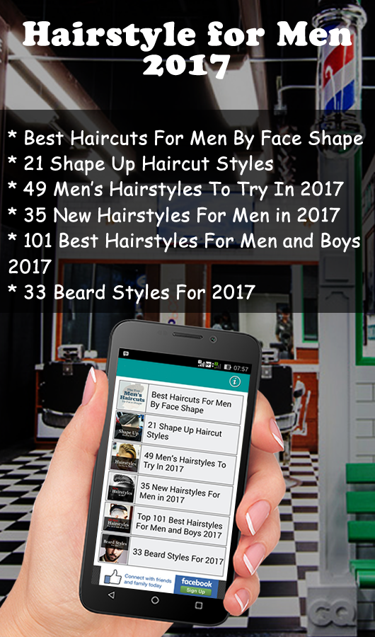 Hairstyle For Men 2017 Android Apps on Google Play