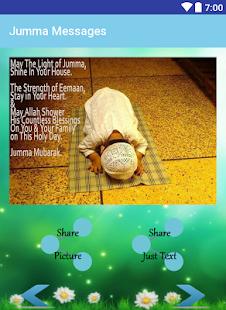 Jumma Messages - náhled