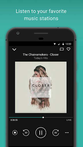 TuneIn Radio – Music, Podcasts & Audiobooks v18.3.1 [Pro]