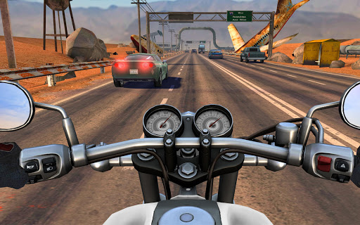 Moto Rider GO: Highway Traffic  screenshots 9
