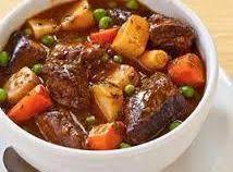 Crock Pot Country Beef Stew Recipe