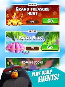 Angry Birds Match MOD (Unlimited Money) 9