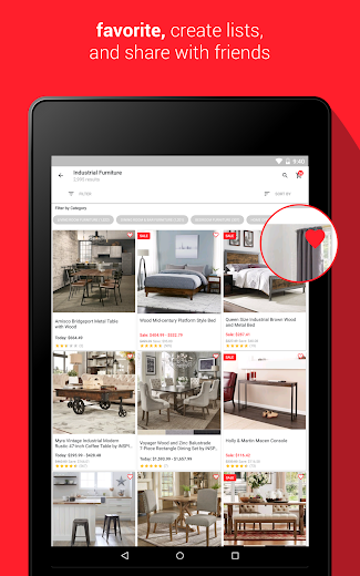 Screenshot 12 for Overstock.com's Android app'