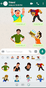 Sticker Packs For Whatsapp v2018 Mod APK 2
