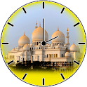 Beautiful Mosques Clock Widget icon
