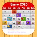 Peru Calendario - feriados 2020 - 2023 icon