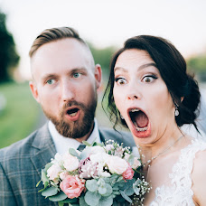 Wedding photographer Anna Tarazevich (anntarazevich). Photo of 01.09.2017