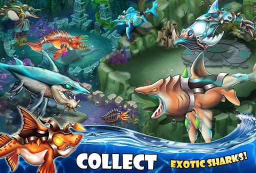 Sea Monster City 9.96 screenshots 2