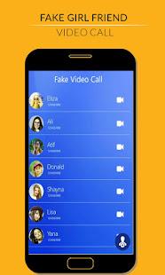 Tải Fake Girl Friend Video Call miễn phí