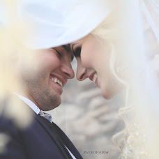 Wedding photographer Patimat Muslimova (Patifotograf). Photo of 07.10.2015