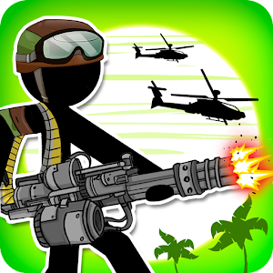 Stickman Army : The Resistance for PC and MAC