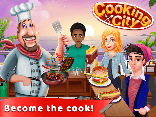 Cooking City - Mad Chef's restaurant 0.9.91 screenshots 1