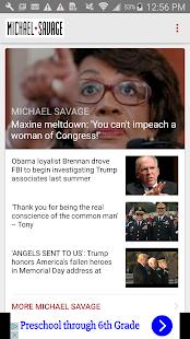 Michael Savage - náhled