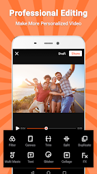 VivaVideo - Video Editor & Photo Movie APK screenshot thumbnail 3