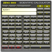 zeno5000 Scientific Calculator