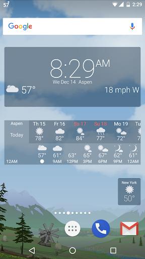 Awesome Weather - YoWindow screenshot 4