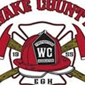 wake county firefighters icon