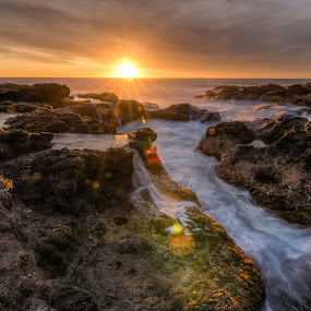 flare by Jaime Gomez - Landscapes Waterscapes