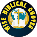 Wise Bible Quotes icon