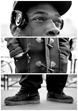 Photo: Triptychs of Strangers #7: France got talent > Full story: http://goo.gl/jnQbO