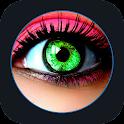 تغيير لون العينين الإحترافي icon