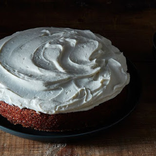 Donna Hay's Food Processor Carrot Cake
