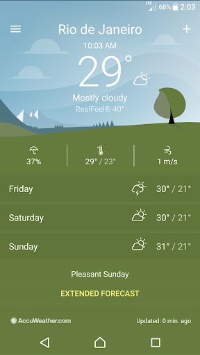Weather 1.3.A.3.14 screenshots 3