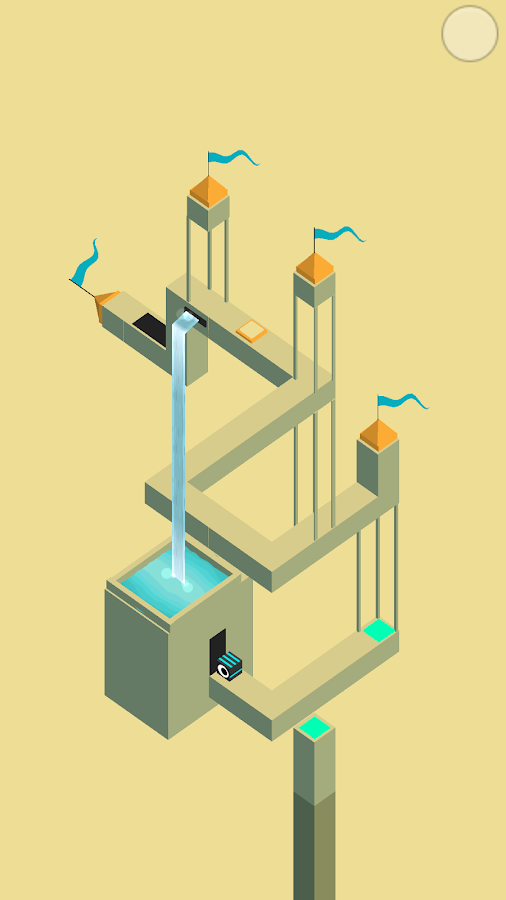 Daregon : Isometric Puzzles- screenshot