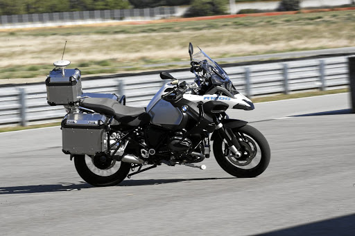A self-riding motorcycle goes against the whole Easy Rider spirit, but BMW says autonomous features will make biking safer. Picture: SUPPLIED