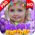 Birthday Photo Frame 2019 Birthday Photo Editor 1.3