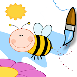 Easy Coloring Book For Kids Apk