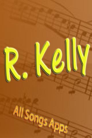 All Songs of R Kelly
