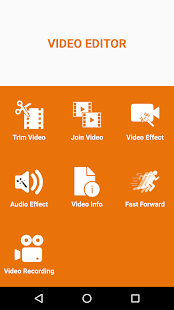 Download Video & Audio Editor For PC Windows and Mac apk screenshot 1