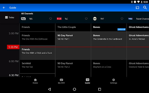 Playstation Vue Mobile Apps On Google Play