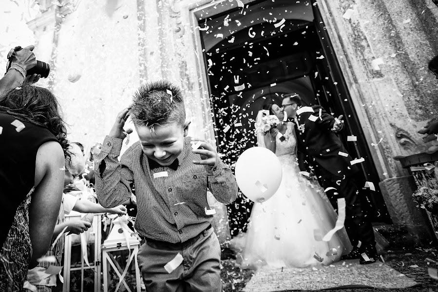 Vestuvių fotografas Alessandro Spagnolo (fotospagnolonovo). Nuotrauka 07.05.2019