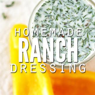 Ranch Seasoning and Dressing