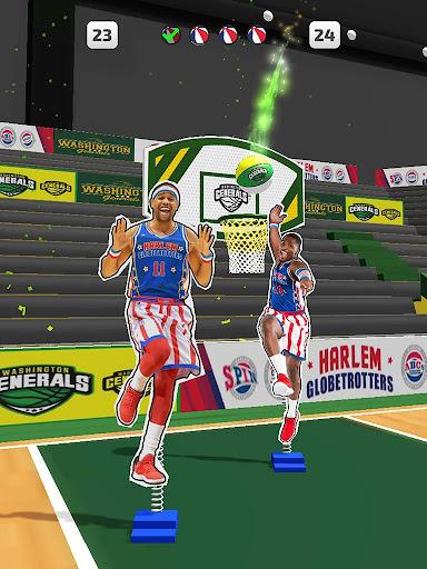 Harlem Globetrotter Basketball screenshots 10