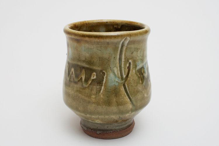 Mike Dodd Ceramic Yunomi 012