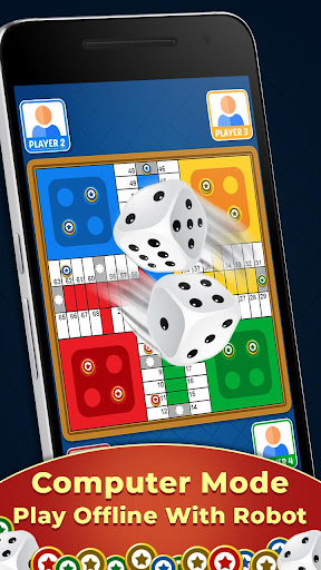 Parchisi Superstar - Parcheesi Dice Board Game 1.003 screenshots 9