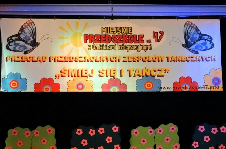III Przegląd Przedszkolnych Zespołów Tanecznych