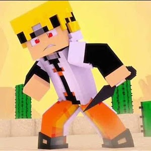 NARUTO Skins For MCPE Latest Apk Download For Android ApkClean - Baixar skins para minecraft pe naruto