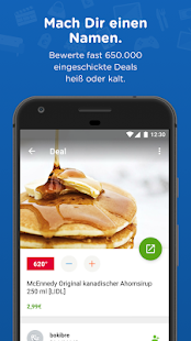 mydealz – Gutscheine & Deals Screenshot