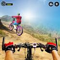 Offroad BMX Rider: Mountain Bike Game icon