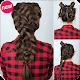 nice hairstyle step by step (app)